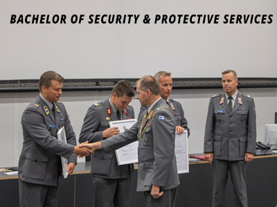 Best Online Bachelors Degree in Security and Protective Services