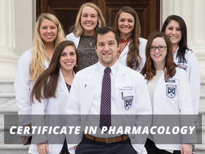 Certificate in Pharmacology