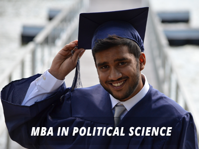MBA in Political Science