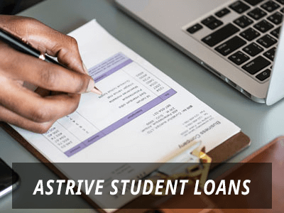 Best Online Astrive Student Loans