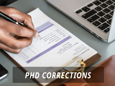 PhD Degree Programs in Corrections