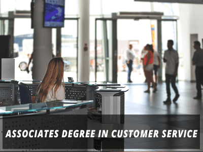 Associates Degree in Customer Service