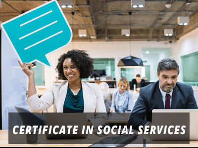 Certificate in Social Services