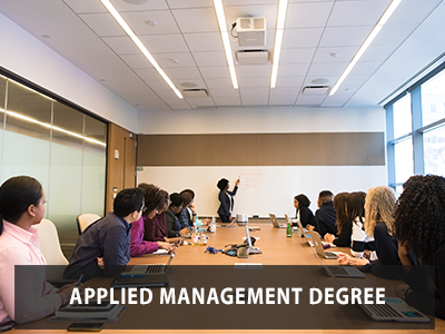 Applied Management Degree