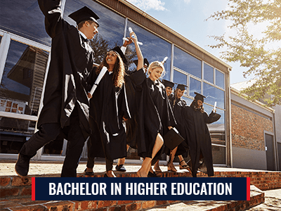 Bachelor in Higher Education