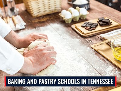 Baking And Pastry Schools In Tennessee