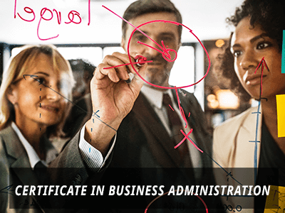 Certificate in Business Administration