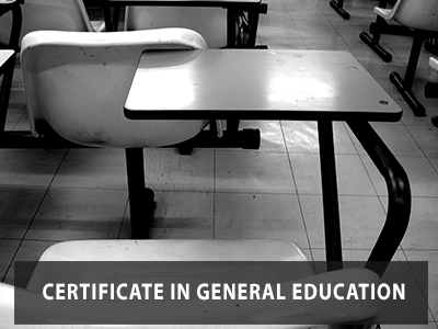 Certificate in General Education