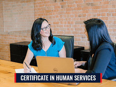 Certificate in Human Services