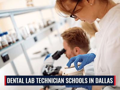 Dental Lab Technician Schools In Dallas