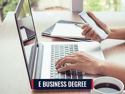 E Business Degrees