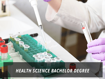 What Can You Do With A Health Science Bachelor Degree?