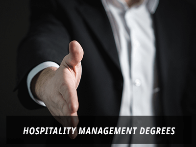 Hospitality Management Degrees
