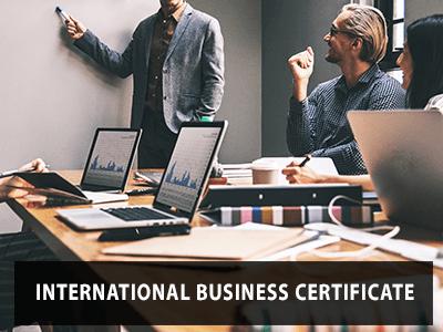 International Business Certificate
