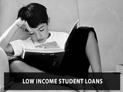 Low Income Student Loans