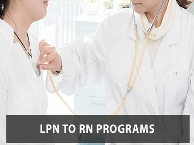 LPN to RN Programs