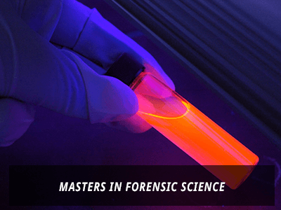Masters in Forensic Science
