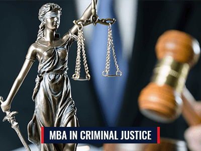 MBA in Criminal Justice