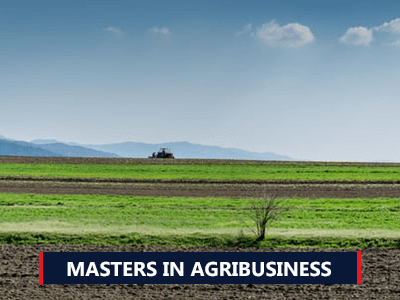 Masters in Agribusiness