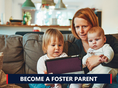 How to Become a Foster Parent