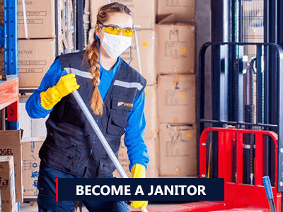 How to Become a Janitor