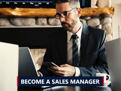 How To Become a Sales Manager