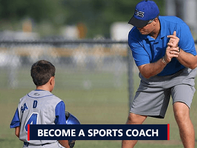 How to Become a Sports Coach