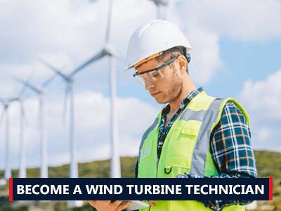 How to Become a Wind Turbine Technician