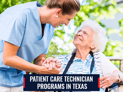 Patient Care Technician Programs in Texas