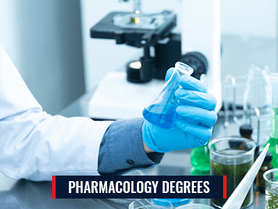 pharmacology degrees