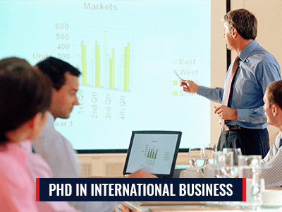Doctoral in International Business