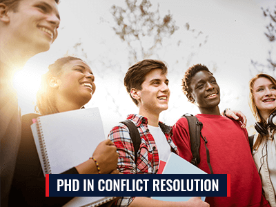 PhD in Conflict Resolution