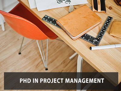 PhD in Project Management