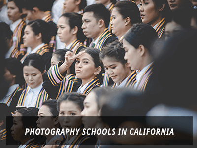 Photography Schools In California