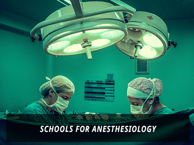 Schools For Anesthesiology