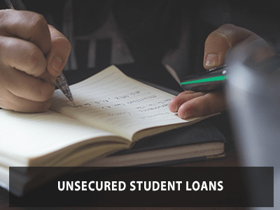 Unsecured Student Loans
