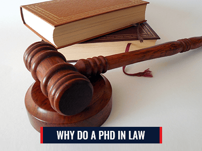 Doctoral in Law and Legal