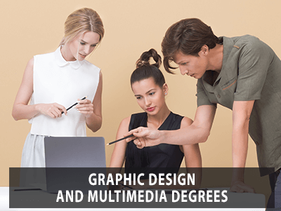 Graphic Design and Multimedia Degrees