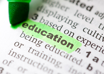 Higher Education Degrees